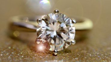 On estime la valeur des bijoux dérobés à près d'un million d'euros (illustration).