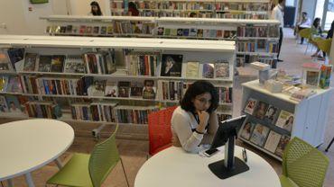 Augmentation du nombre d'usagers des bibliothèques en Fédération Wallonie-Bruxelles