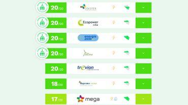 Voici les huit premiers du classement établi par Greenpeace.