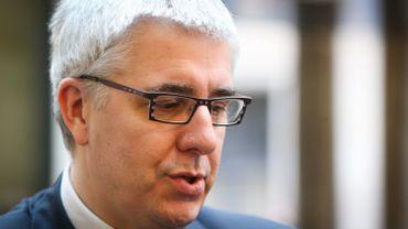 Pieter Timmermans, administrateur délégué de la FEB.