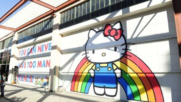 """Illustration: McDonald's rappelle des sifflets """"Hello Kitty"""", risque d'étouffement"""
