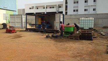 Ces micro-usines sont destinées dans un premier temps au marché africain