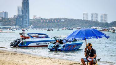 Image d'illustration d'une plage de Pattaya