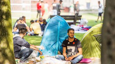 Fedasil recherchent des places d'accueil pour demandeurs d'asile dans des campings