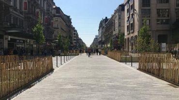 Le bourgmestre de Bruxelles Philippe Close (PS) propose des mesures visant à lutter contre les principaux problèmes dégradant l'image du piétonnier de la Ville.