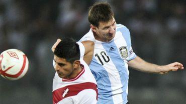 Carlos Zambrano nie avoir insulté Messi