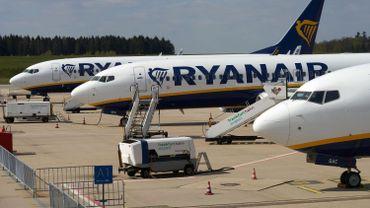 """Licenciements chez Ryanair: la conciliation a échoué, les syndicats annoncent ne pas """"lâcher le morceau"""""""