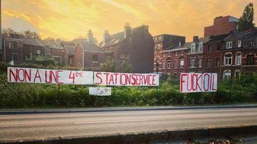 Les habitants des Vennes disent non à une nouvelle station-service