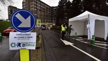 Coronavirus: Liège est désormais la province wallonne qui compte le plus de contaminations avérées