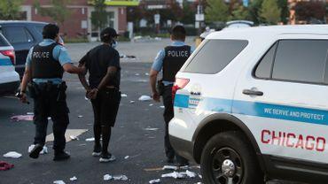 Pillages et violences à Chicago, plus de 100 arrestations