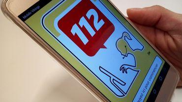 L'application d'urgence 112 déjà téléchargée plus de 240.000 fois
