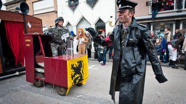 "Carnaval d'Alost: l'UNESCO condamne le char ""caricaturant l'holocauste"""