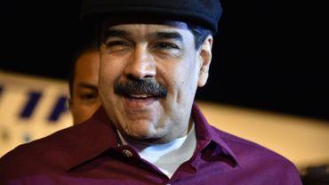 """Venezuela: Maduro assure être """"proche"""" d'un accord avec l'opposition"""