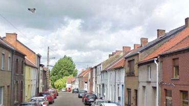 La victime habite rue Dendal à Boussu