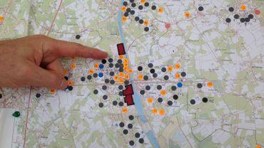 L'amiante tue toujours: une cartographie le montre