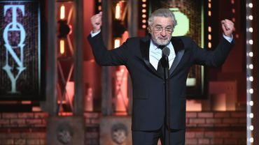 Robert De Niro au Tony Awards Show