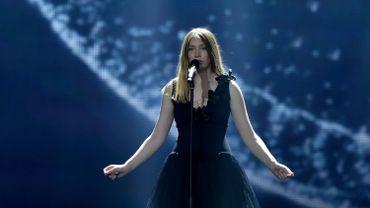 Blanche qualifie la Belgique pour la finale de l'Eurovision