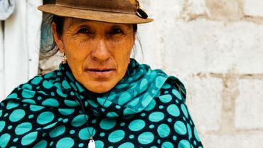 Laura Chusin Pilango nous a expliqué sa vie dans les Andes, au sein d'une petite communauté indigène.