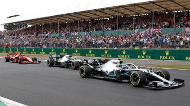 Image d'illustration du GP 2019 de Silverstone