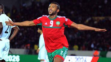 Le Marocain Ayoub El Kaabi transféré en Chine