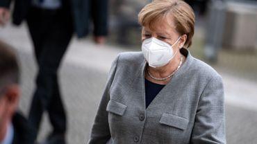 Coronavirus en Allemagne: Angela Merkel veut des restrictions renforcées