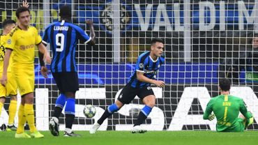 L'Inter de Lukaku dispose du Dortmund de Witsel et Hazard, Denayer battu avec l'OL