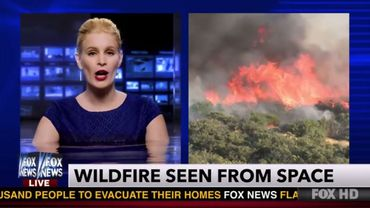 Un incroyable spot de mise en garde contre le réchauffement climatique refusé par la Fox