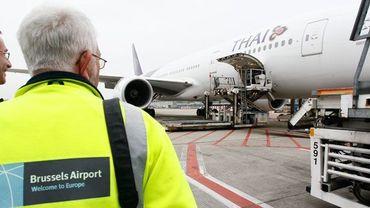 Brussels Airport cherche un troisième manutentionnaire pour le fret
