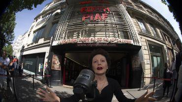 Piaf de retour à l'Olympia et au Musée Grévin