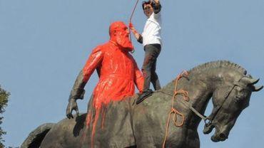 Pourquoi les opposants à Léopold II vandalisent-ils des statues ?