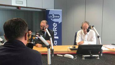 Européennes: le débat Philippe Lamberts (Ecolo) et Cédric de Monceau (CDH)