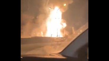 Espagne: explosion suivie d'un incendie dans une zone pétrochimique de Tarragone