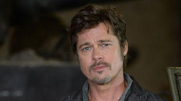 """L'acteur américain Brad Pitt a acheté les droits du livre """"The Operators"""" de Michael Hastings en 2013"""