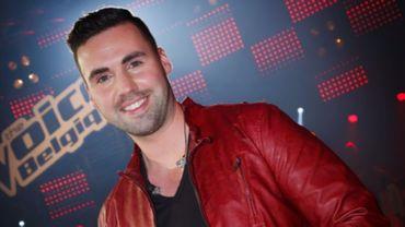 """Le jeune militaire Laurent Pagna remporte la finale de """"The Voice Belgique"""""""