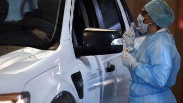 Covid-19: à Liège, les principaux centres de dépistage sont saturés (photo d'illustration)