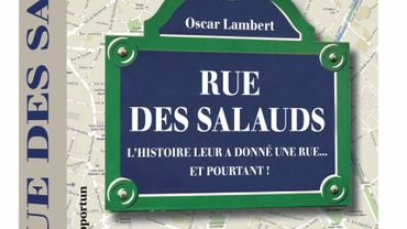 """Le livre """"Rue des Salauds"""" vient de ressortir."""