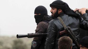 Des combattants du Front Al Nosra