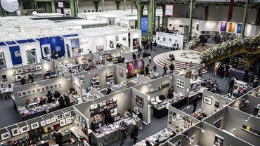 Paris Photo est le premier rendez-vous au monde de la photo d'art (ici, en 2018).