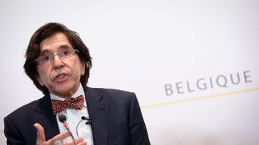 """Coronavirus en Belgique: """"un accord équilibré"""" sur le plan de relance, estime Elio Di Rupo"""