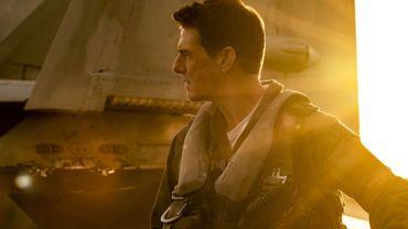 """Dans """"Top Gun : Maverick"""", Tom Cruise reprend le rôle qui l'avait rendu célèbre en 1986."""