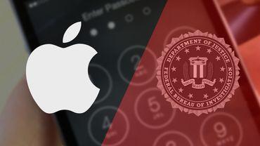 Apple tient tête au FBI