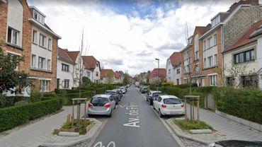 L'incendie s'est déclaré avenue de Fléron à Forest.
