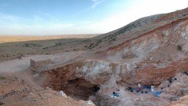 Le site d'environ trois hectares se trouve dans une zone montagneuse de la région de Safi où sont exploitées des mines de barytine, une pierre utilisée dans l'industrie pétrolière.