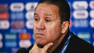 Nabil Maâloul, entraîneur de la Tunisie