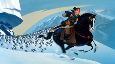 """Dernier projet annoncé par Disney : adapter """"Mulan"""" dans un film en prises de vue réelles"""