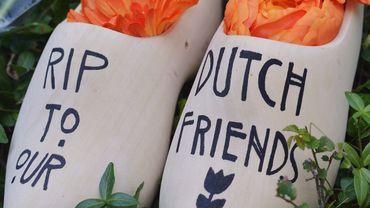 Crash du MH17: ce mercredi est jour de deuil national aux Pays-Bas