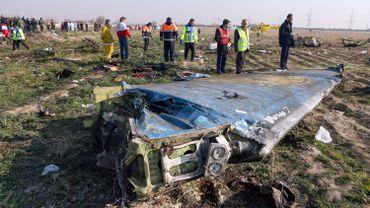 Boeing abattu en Iran: le rapport d'enquête iranien confirme que deux missiles ont été tirés