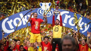 Le FC Malines, vainqueur en 2019