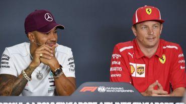 Du grand Räikkönen en conférence de presse…la F1 débarque à Singapour