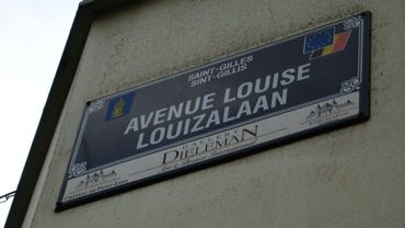 """L'avenue Louise est """"en train de s'uniformiser"""", selon le patron d'Atrium."""